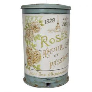 Coș de gunoi Antic Line Poubelle, 44 cm