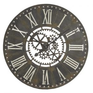 Ceas de perete Antic Line Industry, ⌀ 91 cm