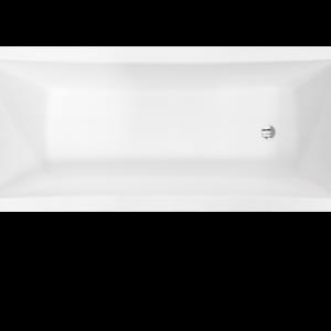 Cada rectangulara Besco Optima Premium 160x70cm montaj cu panouri