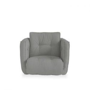 Fotoliu extensibil Karup Design Dice Grey, gri