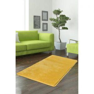 Covor Milano, 140 x 80 cm, galben