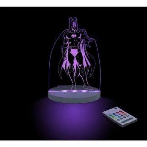 Lampă de veghe cu LED pentru copii Batman