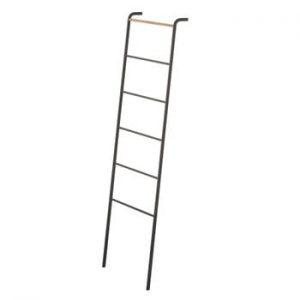 Scăriță decorativă YAMAZAKI Tower Ladder, negru