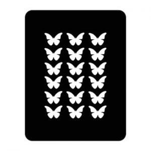Decorațiune luminoasă de perete Butterfly, 67 x 82 cm