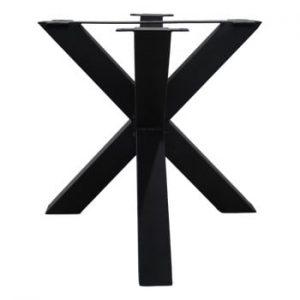Suport/picioare pentru blat masă, metal, HSM collection 3D, 130 x 80 cm
