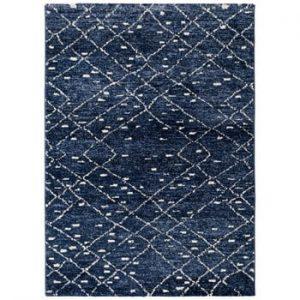 Covor Universal Indigo Azul, 120 x 170 cm, albastru