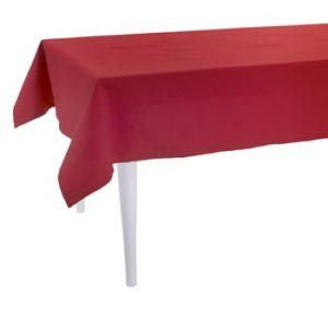 Față de masă Apolena Plain Red, 170 x 300 cm, roșu