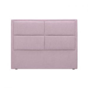 Tăblie de pat HARPER MAISON Gala, 200 x 120 cm, roz