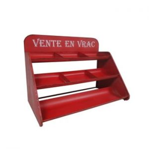 Suport Antic Line Vente En Vrac, roșu