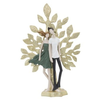 Statuetă decorativă Mauro Ferretti Couple, înălțime 52 cm