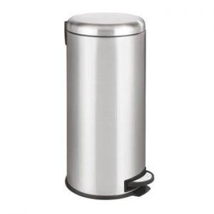 Coș de gunoi inox Wenko Bin, 30 l