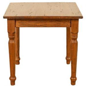 Masă din lemn Crido Consulting Feast, 90 x 90 cm