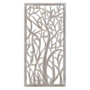 Panou decorativ din lemn pentru perete InArt, 120 x 60 cm