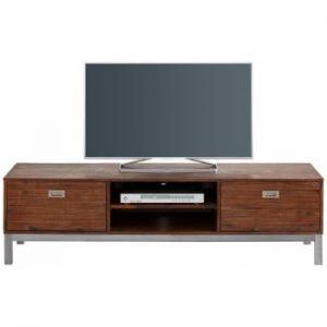 Comodă TV din lemn masiv de salcâm Støraa Congo