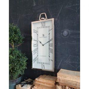 Ceas de perete Orchidea Milano Roberto, înălțime 60 cm