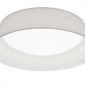 Plafonieră LED Trio Ponts, ⌀ 45 cm, alb
