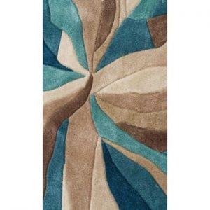 Covor Flair Rugs Splinter Teal, 120 x 170 cm