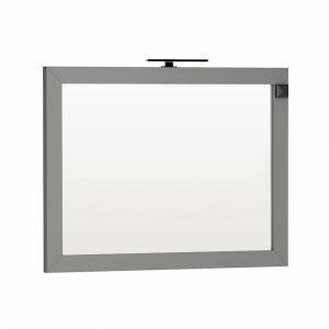 Oglinda Oristo Wave 120 gri mat