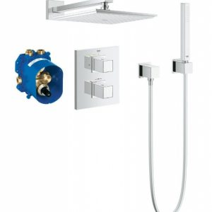 Set dus Grohe Grohtherm Cube Allure 230 termostatic