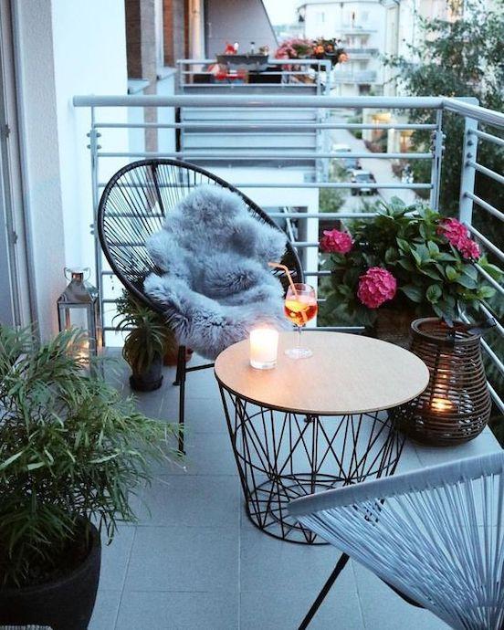 mobilier balcon idei amenajare balcon