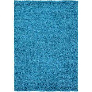 Covoare albastre