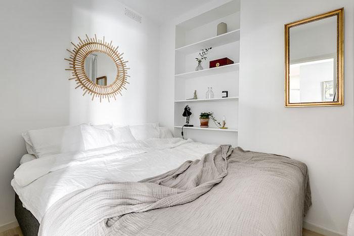 idei amenajare dormitor luminos