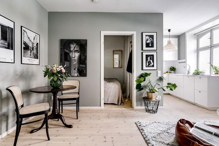 idei de amenajare living in stil scandinav