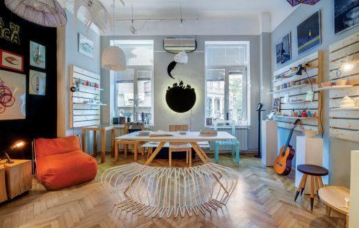 Dizainar magazin de mobila
