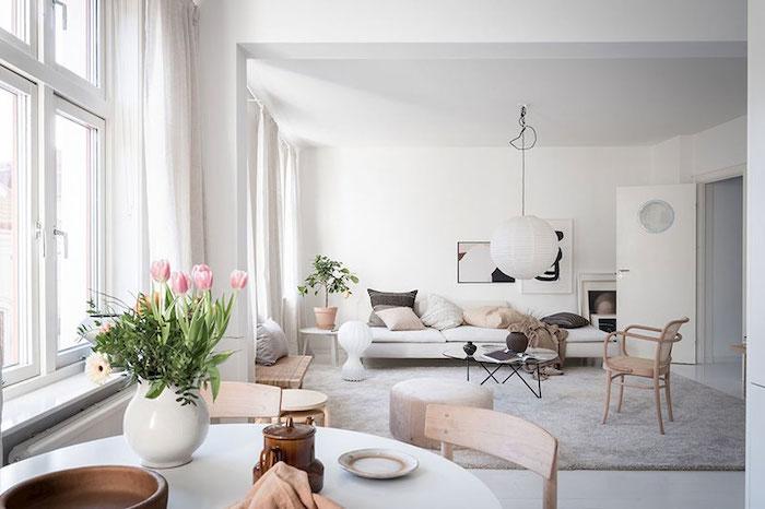 amenajare apartament in stil scandinav mobilier in stil scandinav