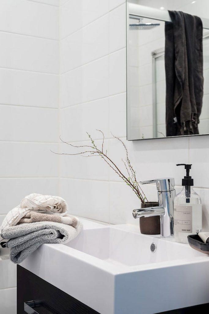 amenajare baie in stil scandinav mobilier in stil scandinav