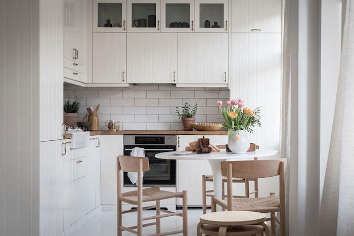 amenajare bucatarie in stil scandinav mobilier in stil scandinav