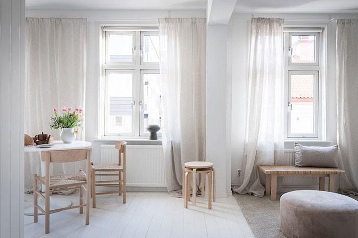 amenajare sufragerie in stil scandinav mobilier in stil scandinav