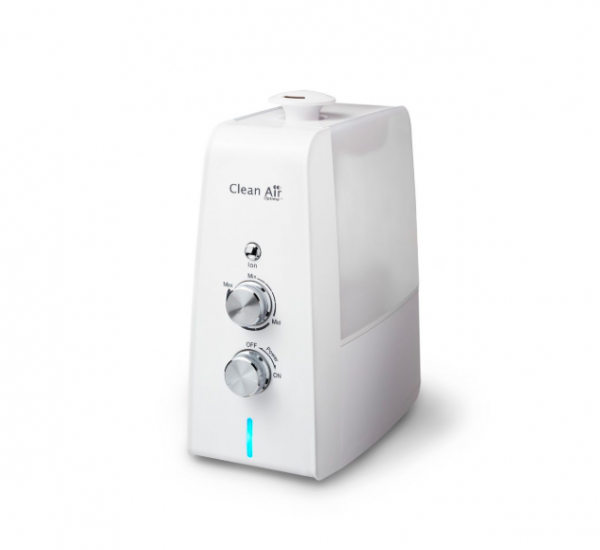 Difuzor de arome cu Umidificator + Purificator, Clean Air Optima