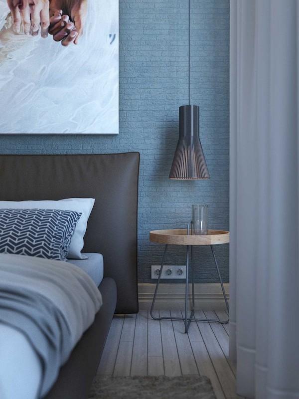 idee amenajare apartament in stil industrial