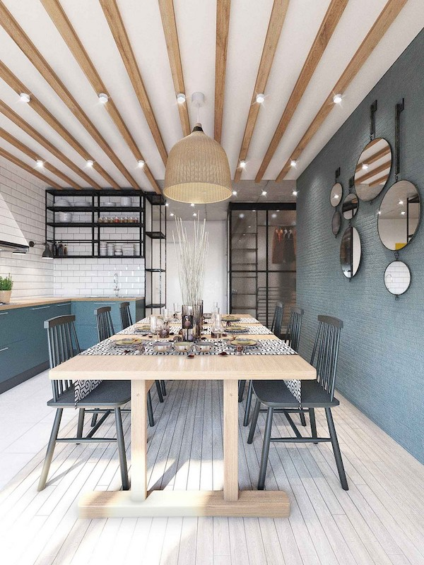idee amenajare loc de luat masa in bucatarie