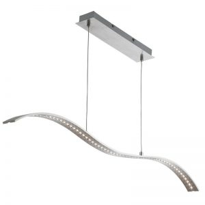 Lustra Searchlight Led Bar Lights Wave