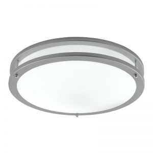 Plafoniera Searchlight Flush Grey