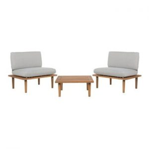 Set mobilier de grădină Monobeli Lounge Duo