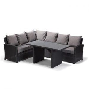 Set mobilier de grădină Timpana Mulio, antracit