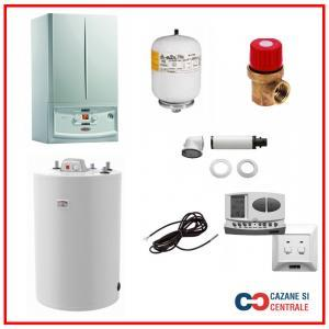 Pachete centrala termica + boiler
