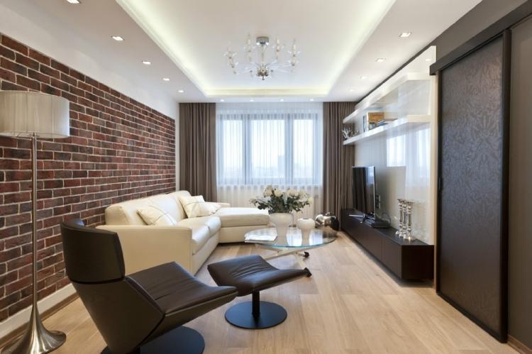 20 de idei pentru amenajarea peretilor din living