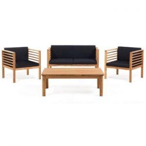 Set mobilier de grădină din lemn de salcâm Monobeli Sumatra