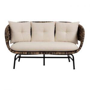 Canapea cu 2 locuri La Forma Lin