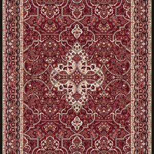 Covor Laurus Dark Red, Wilton