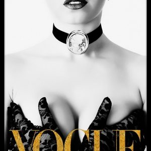 Tablou Poster Iconic Collection Vogue 6, 50 x 70 cm