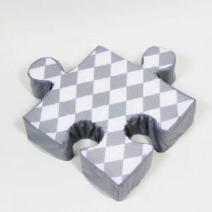 Perna Puzzle Rhomb, gri