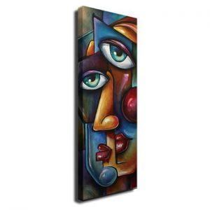 Tablou pe panza Alina, 30 x 80 cm