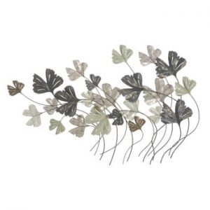 Decoratiune metalica pentru perete Mauro Ferretti Diana, 146x94cm