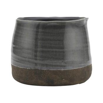 Ghiveci din ceramica A Simple Mess Cris China Blue, ⌀ 14 cm