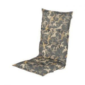 Saltea scaun gradina Hartman Yellow Silvan Thick, 123 x 50 cm